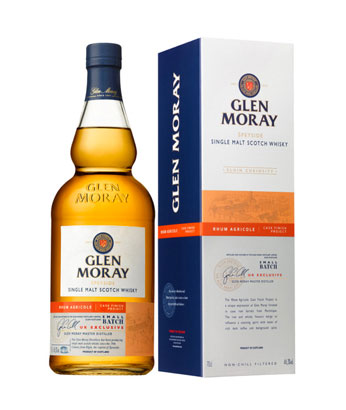 Glen Moray finish saint james