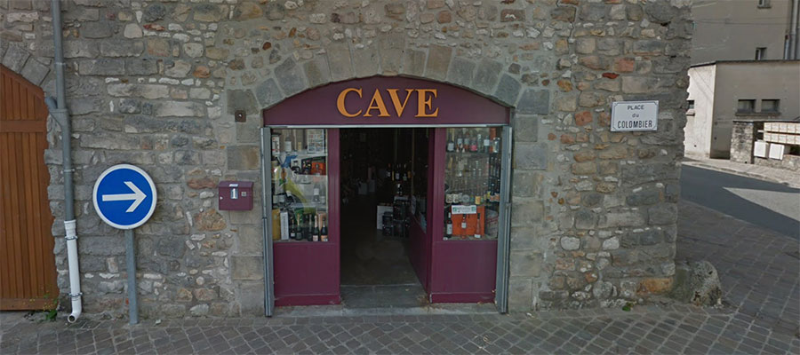 Cave d'O rhum milly la foret