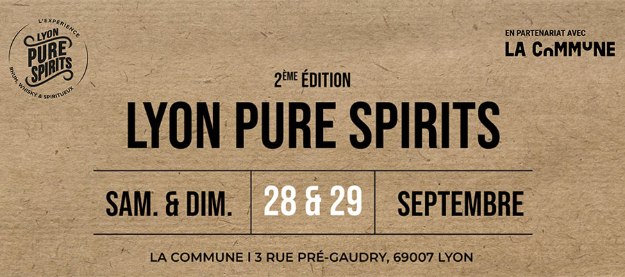 Lyon Pure Spirits