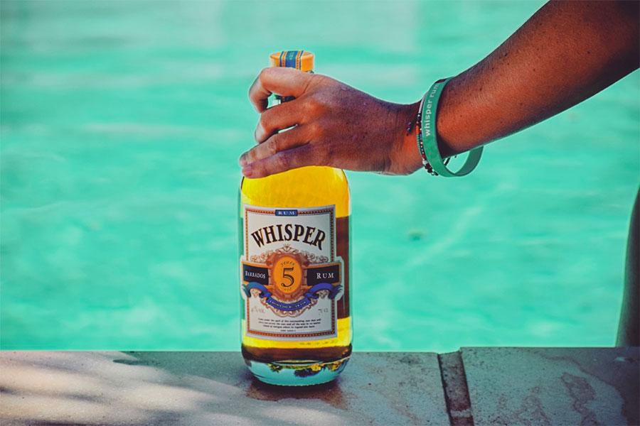 Whisper Barbados - 5 ans