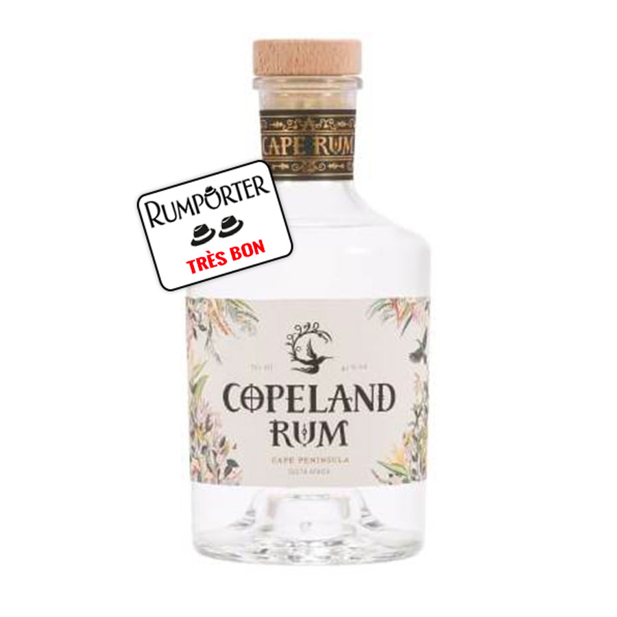 Copeland Pure Single Rum - 43%