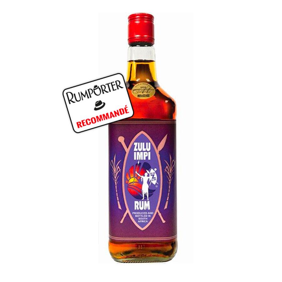 Zulu Rum, Impi Rum - 43%