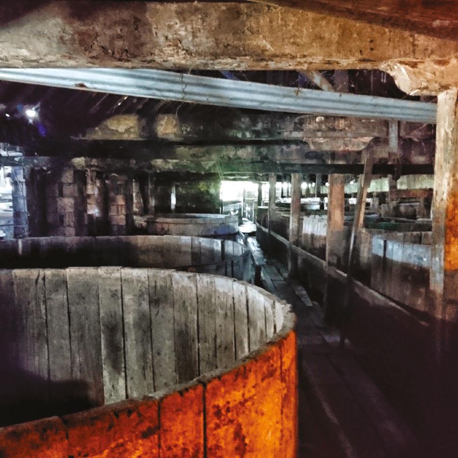 Long Pond distillerie de rhum en Jamaïque