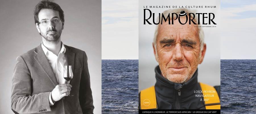 nouveau magazine Rumporter