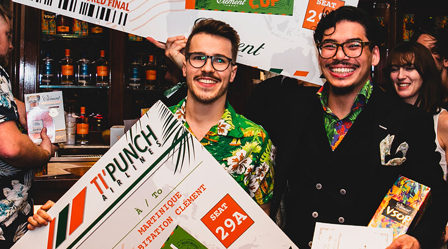 Paul Timon et Adam Gonna Clément Ti Punch Cup 2020