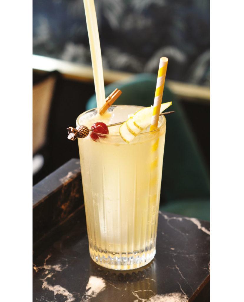 cocktail cachaça citrus