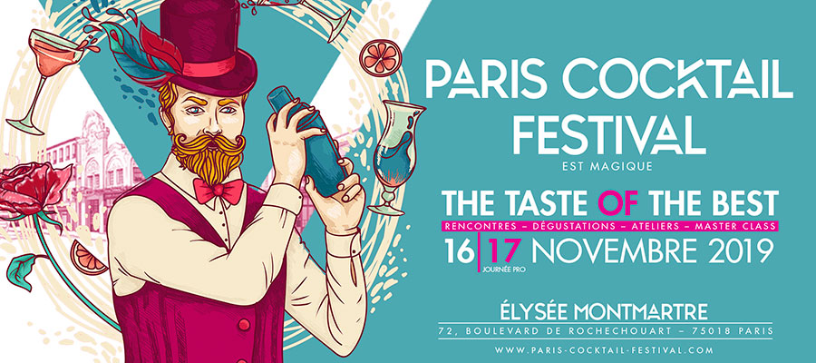 Paris Cocktails Festival 2019