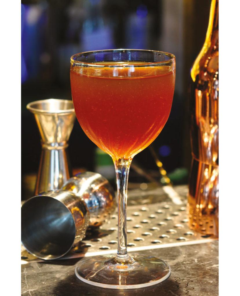 """Oriental Cocktail"" au Fortin Heroica"