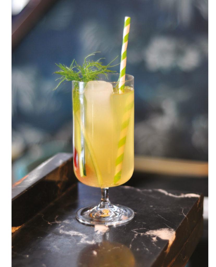 cocktail rhum william hinton