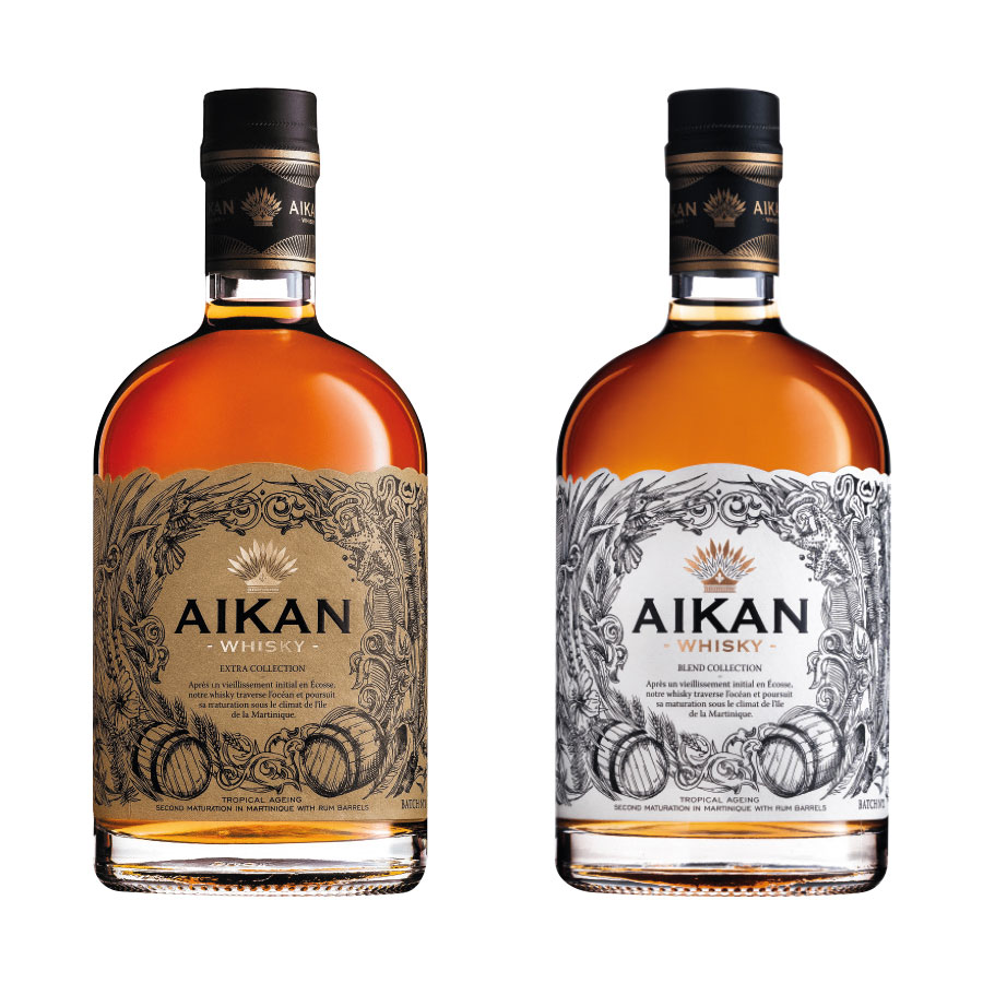 Aikan Blended Collection N°2 & Extra Collection
