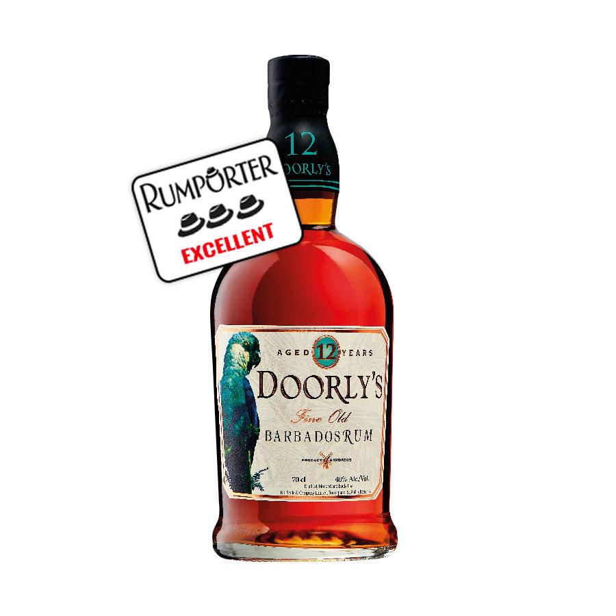 Doorly's 14 ans Fûts de Bourbon du Kentuky + Madère 48%