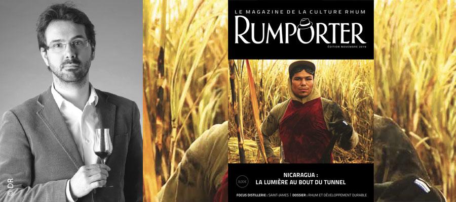 Edito Alexandre Vingtier - Rumporter Novembre 2019