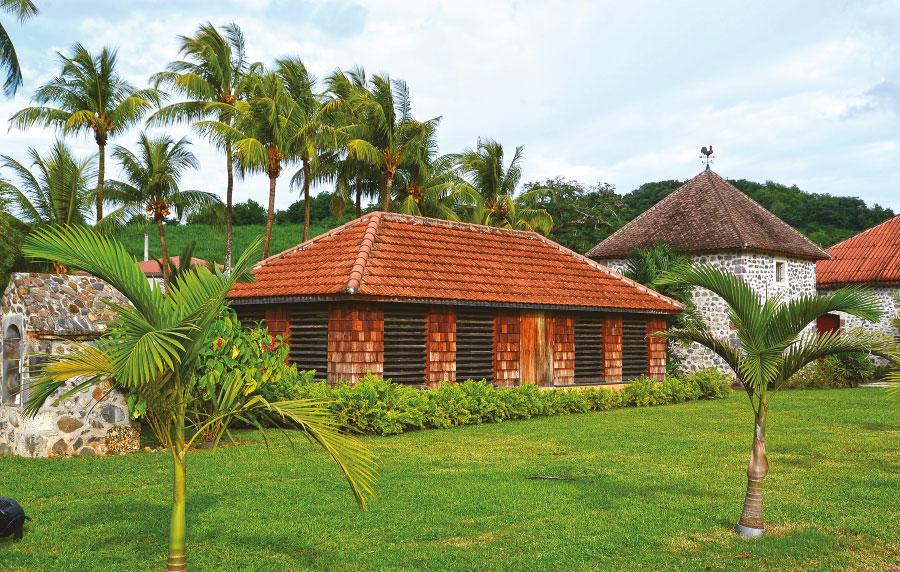 Marc Sassier - Habitation La Salle - Martinique