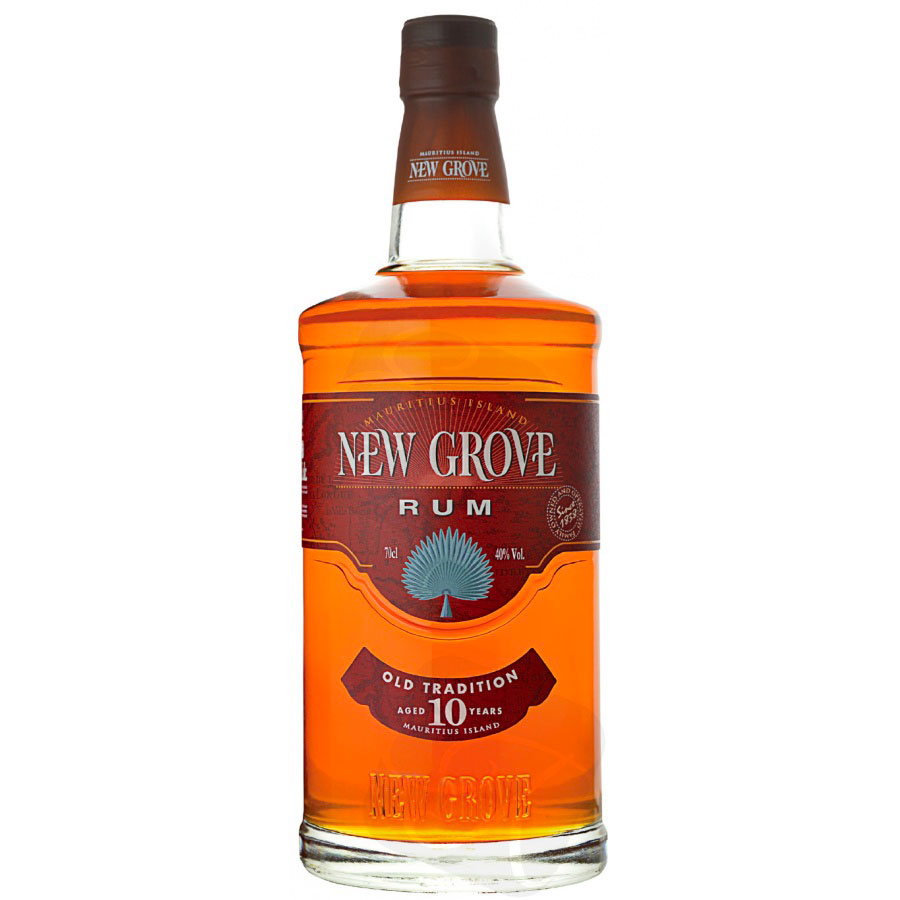 New Grove 10 ans Old Tradition