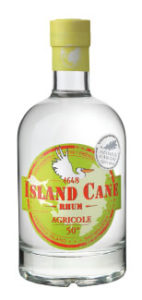 rhum blanc Island Cane