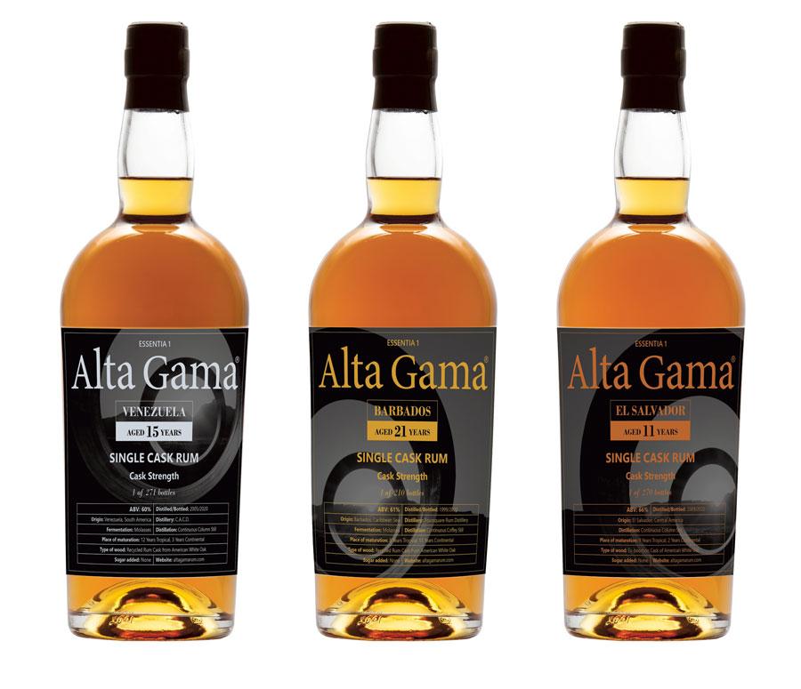 Alta Gama - Series N°1