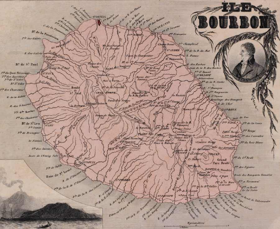 Histoire du rhum à La Réunion