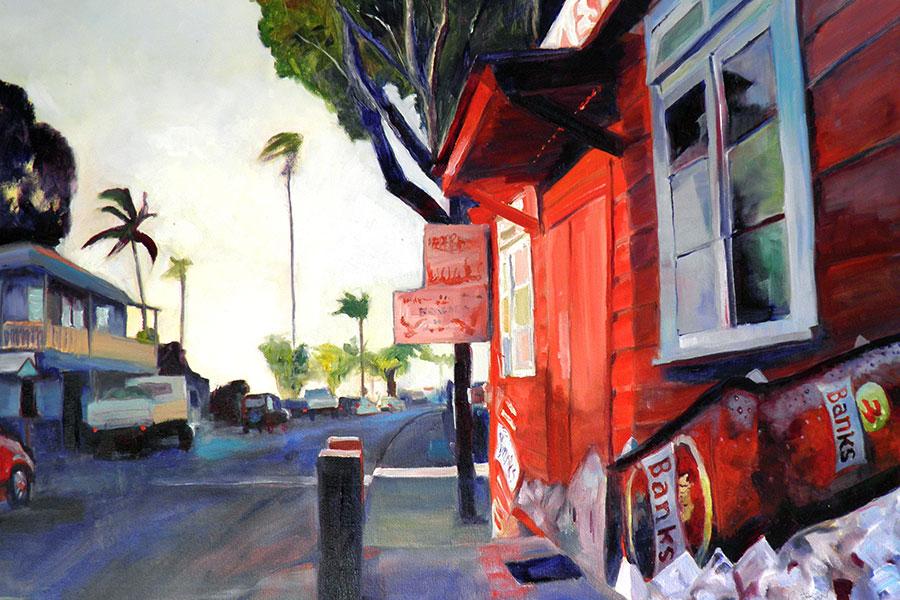 Barbade - Kirsten Dear