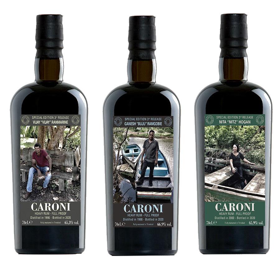 Caroni Employees