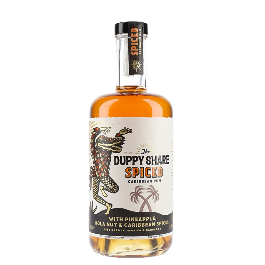 Duppy Share Spiced