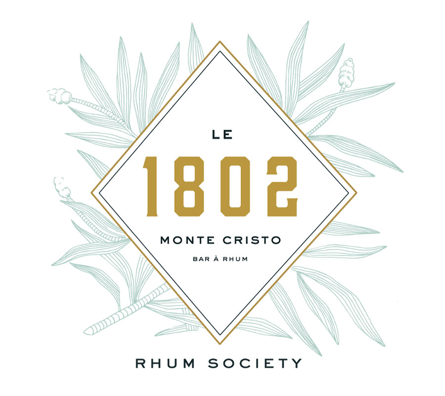 Bar 1802 Paris