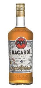 Bacardi Cuatro