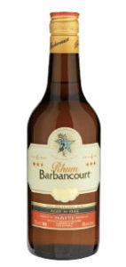 Barbancourt 3 étoiles