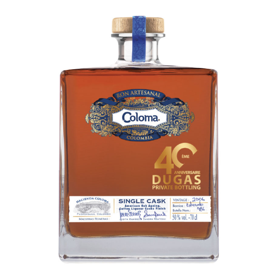 Coloma Single Cask Flor 2007