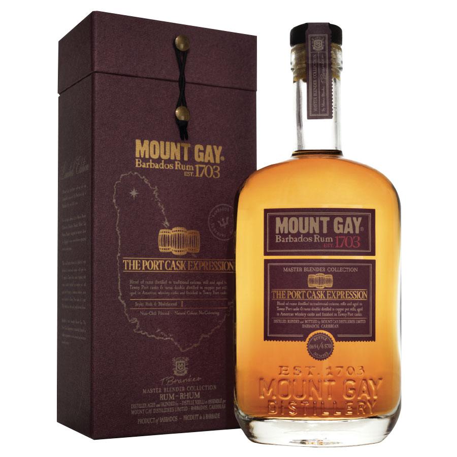 Mount Gay Master Blender Collection - Port Cask Expression