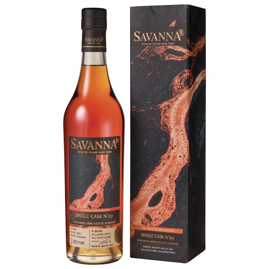 Savanna 15 ans