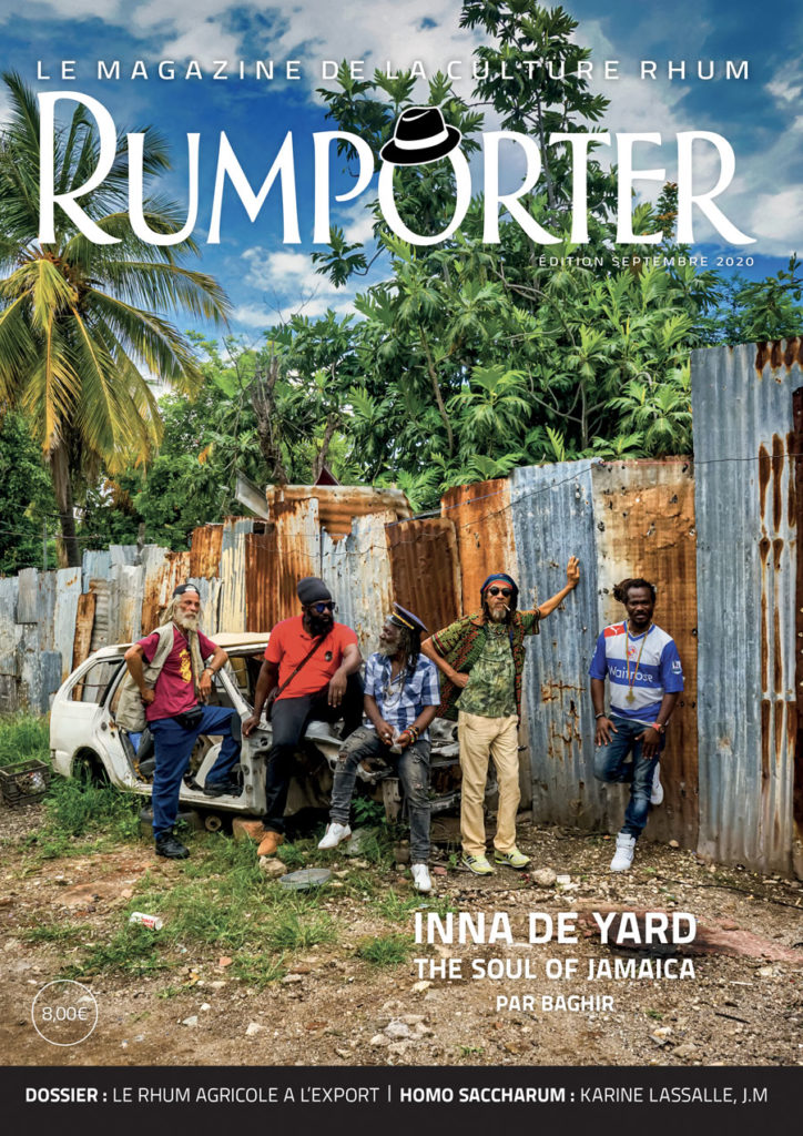 Magazine Rumporter septembre 2020