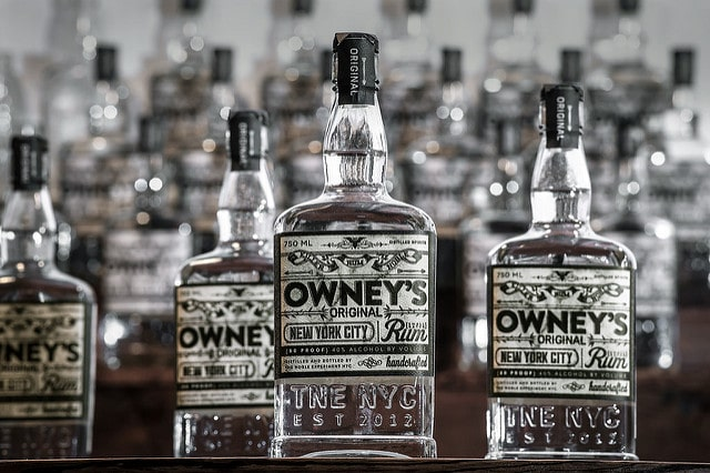 Owney's Bottles
