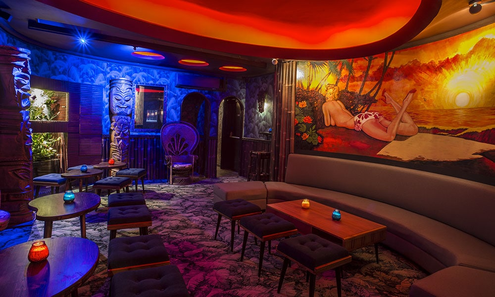 Paris : Dirty Dick, un Tiki Bar en plein Paris