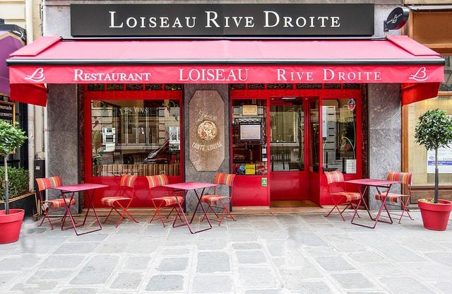 Loiseau Rive Droite
