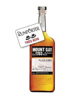 Dégustation Rhum Mount Gay
