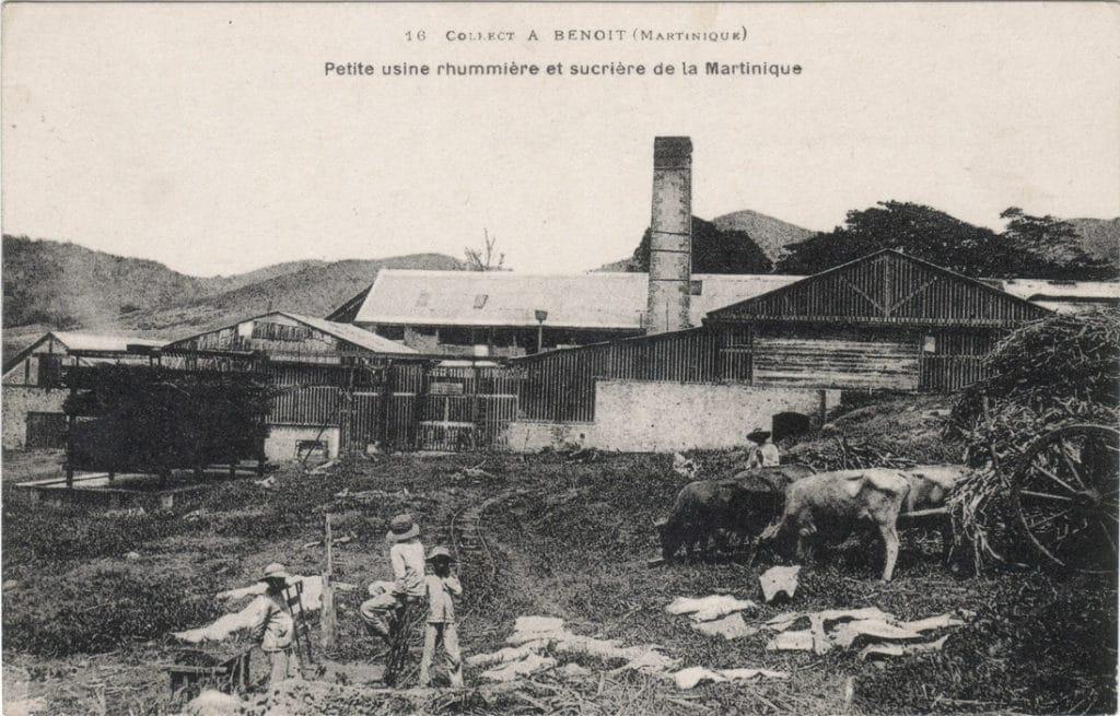 9-CPA-Mque---petite usine rhummiäre et sucriäre-coll¯ Benoit