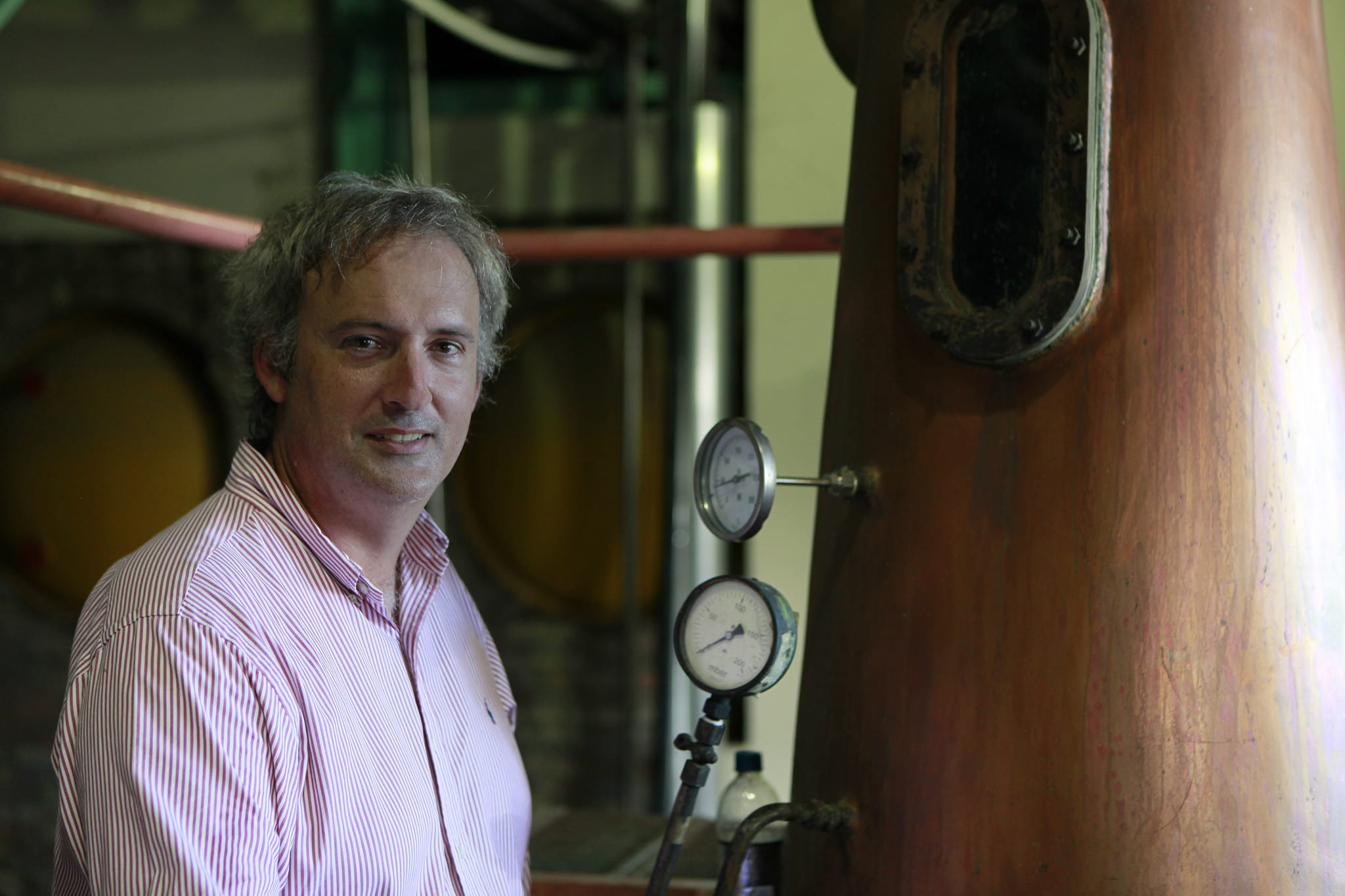 Richard Seale, Foursquare distillery, Barbados