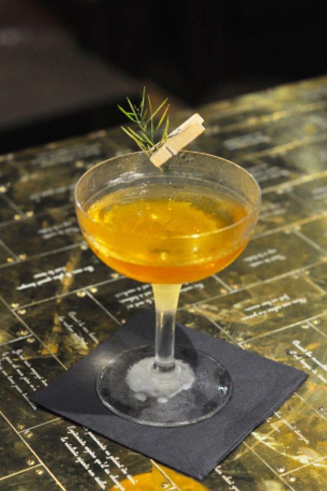 Le jardin d 39 eden recette de cocktail rumporter for Jardin d eden meyzieu