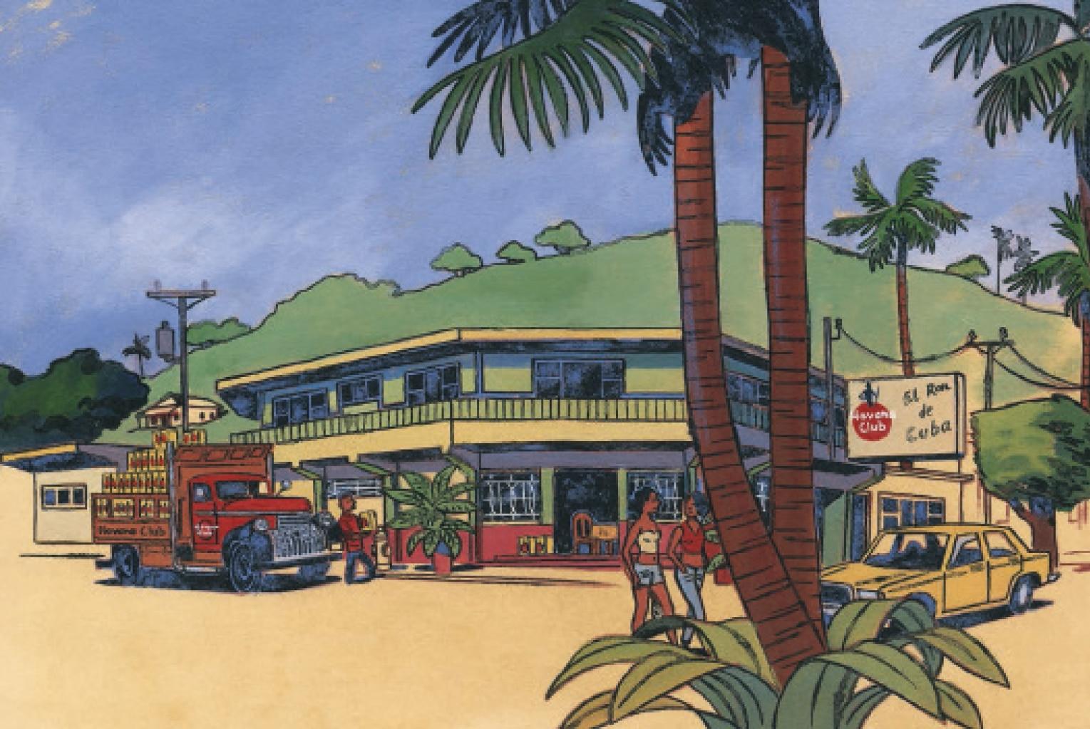 Histoire des marques - Havana Club - Rumporter