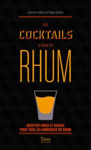 Livre cocktails rhum