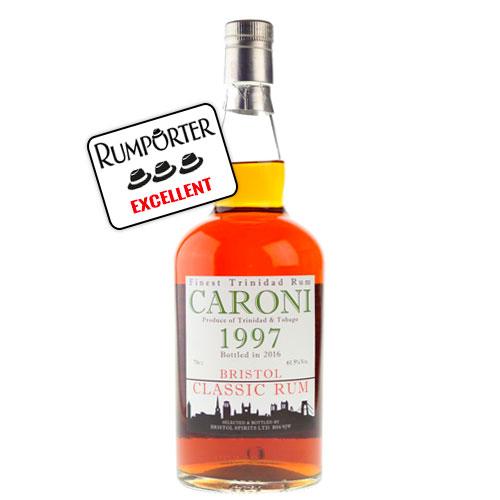 Bristol Classic Rum Caroni 18 YO Port Finish