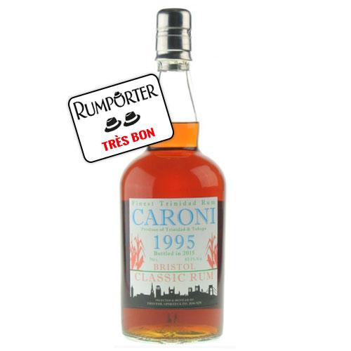Bristol Classic Rum Caroni 1995