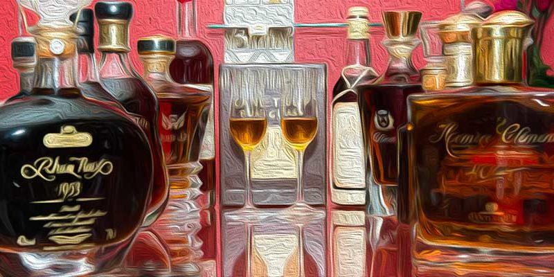 Top Ten Rums between 80 and 150 Euros