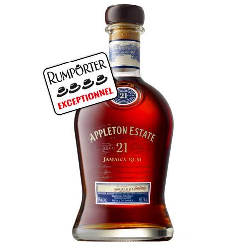 Appleton Estate 21 YO Limited Numbered Release
