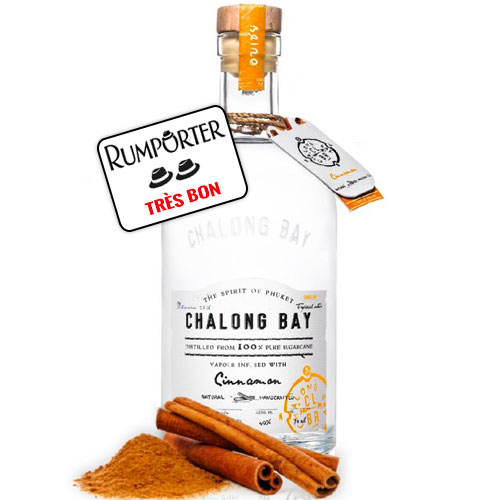 Chalong Bay - Vapour Infused With Cinnamon