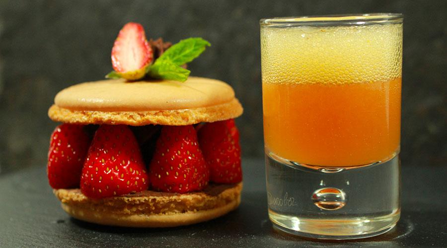 macaron-rhum-fraises