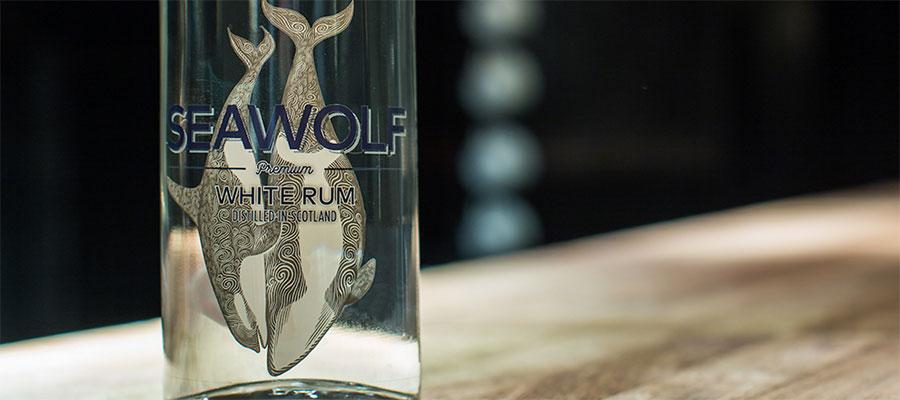 Seawolf, le premier rhum blanc écossais !