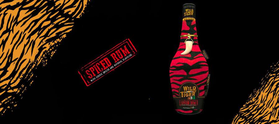 Wild Tiger spiced
