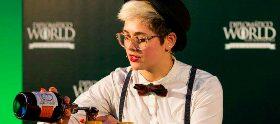 Interview with the winner of the spanish Diplomático World Tournament