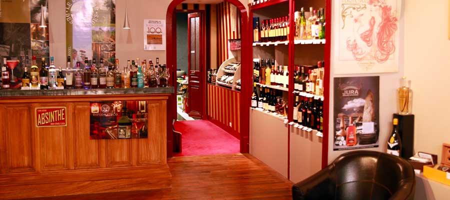 Whiskies & Spirits Beaune